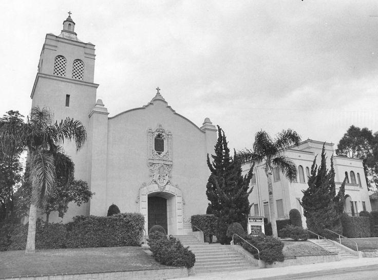 Nativity Catholic Church: Torrance's first Catholic church