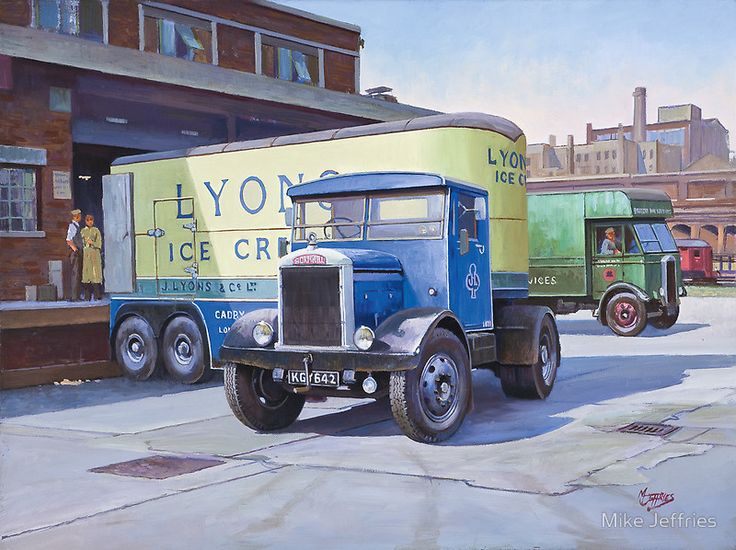Scammell Lyons - GB
