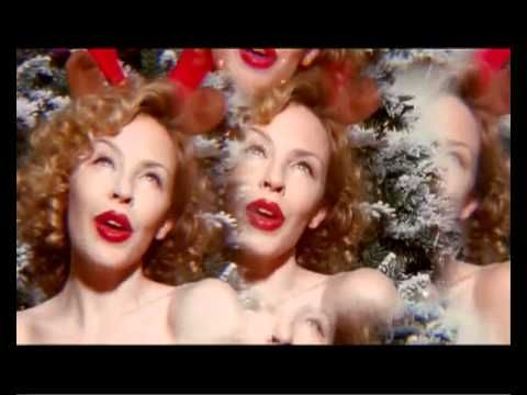 Kylie Minogue Santa Baby Official Video- Love MAgazine  Xmas 2010...(my favorite version of this song)