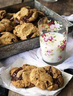 Brown Butter Chocola Brown Butter Chocolate Chunk Cookies Recipe...  Brown Butter Chocola Brown Butter Chocolate Chunk Cookies Recipe : http://ift.tt/1hGiZgA And @ItsNutella  http://ift.tt/2v8iUYW