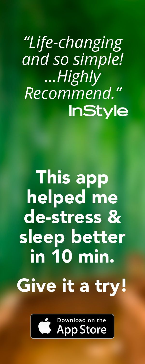 The Easiest Way to Meditate. De-stress & sleep better in only 10 min with your personal coach, anytime, anywhere on your phone , tablet or computer.