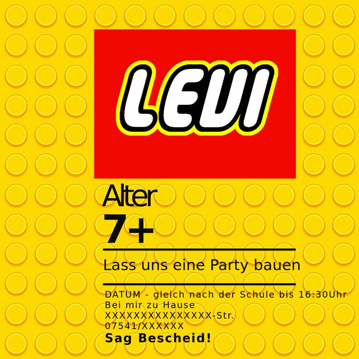 die besten 25 lego geburtstag ideen auf pinterest lego dekorationen lego geburtstagsparty. Black Bedroom Furniture Sets. Home Design Ideas