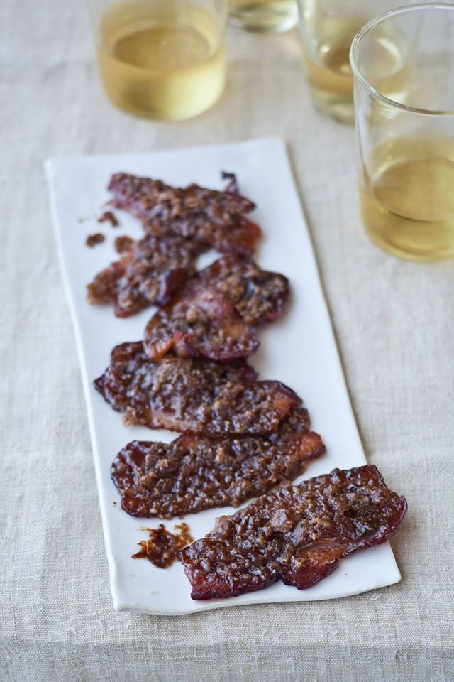 @inaofficial's Caramelized Bacon