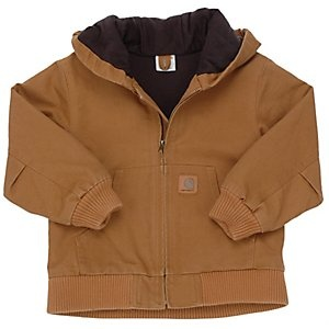 baby carhartt. Love this for cold days on the mountain!