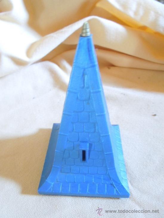 exin castillos serie golden punta de torre redonda