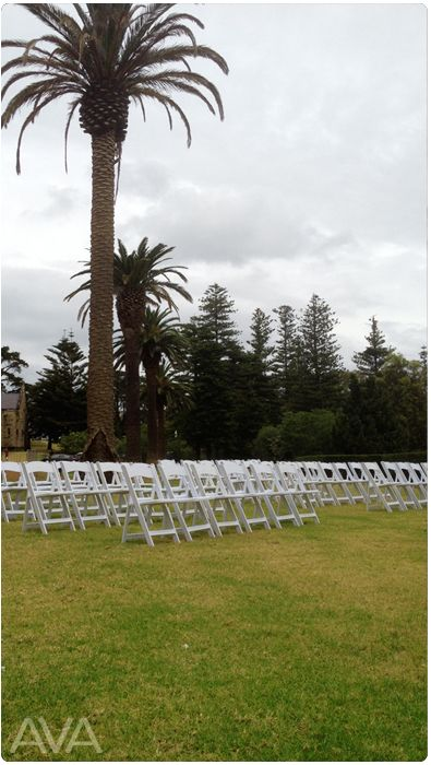 chairs for hire wedding ceremony chairs northern beaches sydney AVA PARTY HIRE Call us on 9938 5599 for a quote