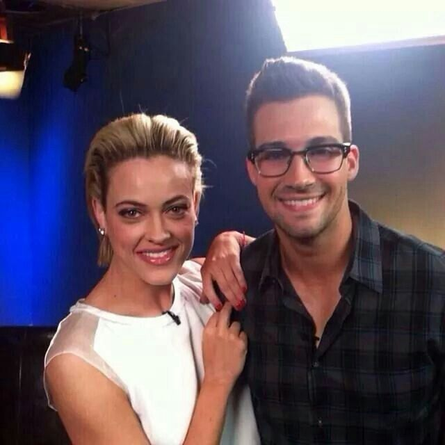James Maslow and Peta Murgatroyd | Dancing with the Stars ...
