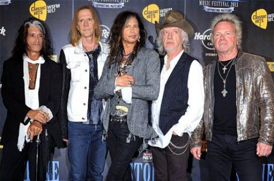 Солист Aerosmith Стивен Тайлер объявил о распаде группы