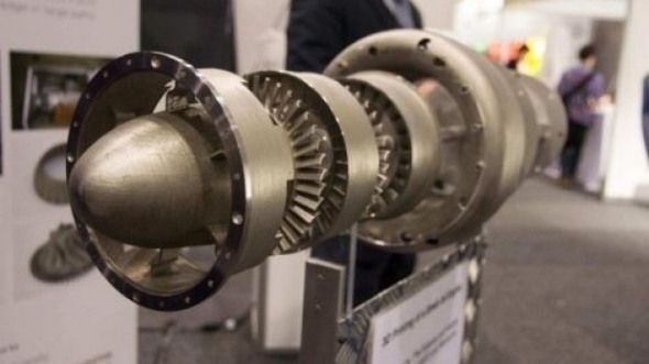 Another 3D printing success story for jet engine parts. One of the CSIRO's 3D-printed jet engines was featured at the International Air Show in Avalon; so cool!