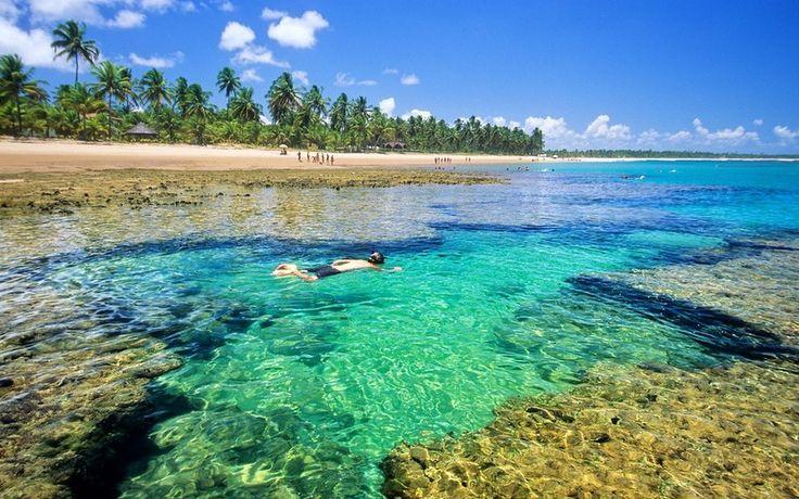 Praia de taipus