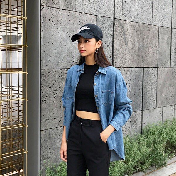 #Koreanfashion #Outfit #AkiWarinda