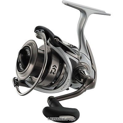 Other Fishing Reels 166159: Daiwa Exceler Spinning Reel, Black Silver BUY IT NOW ONLY: $49.95