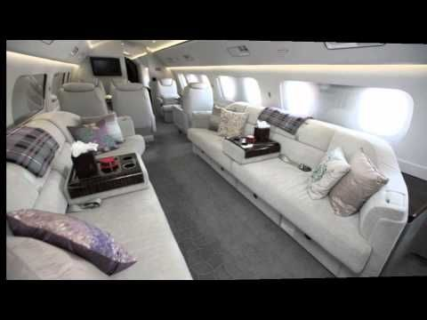 ▶ Embraer Lineage 1000 - LunaJets - Private Jets at the best price - YouTube