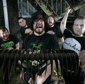 The Black Dahlia Murder are a metal band from Waterford, Michigan, formed in 2000. Their band name is derived from the unsolved murder of Elizabeth Short, often referred to as; Black Dahlia, Black Dahlia Murder or BDM.