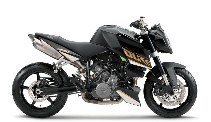 2012 KTM 990 Duke