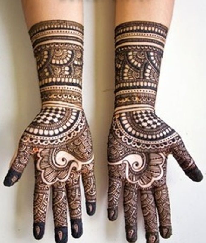Get  beautiful bridal mehndi designs images #Bridal mehndi designs Images
