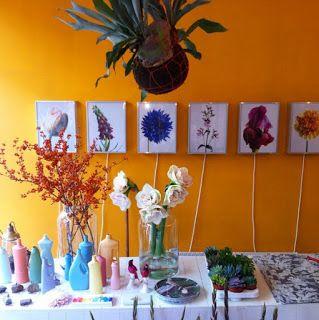 Niche flowershop: Flowery loveliness in the not-so-wild west of Rotterdam