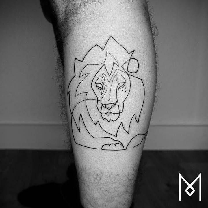 Tatuajes de Leones. Ideas de tatuaje y diseños espectaculares. Descubre los mej…