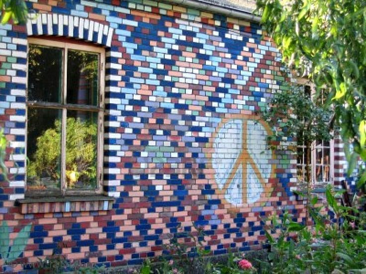 Freetown Christiana (sometimes spelled Christiania) is a self-proclaimed independent micronation where hippies and artists coexist in harmony. And if that weren't enough to completely sell me, we share a name. I am so going there.