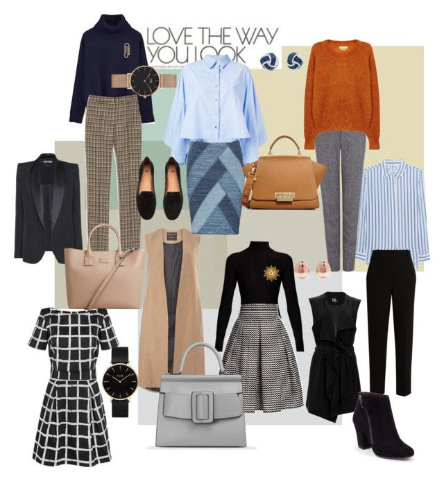 """Work hard"" by tashasavel ❤ liked on Polyvore featuring Ille De Cocos, Acne Studios, iHeart, The Row, Mulberry, Pink Tartan, French Connection, Tom Ford, SUGAR LIPS and mel"