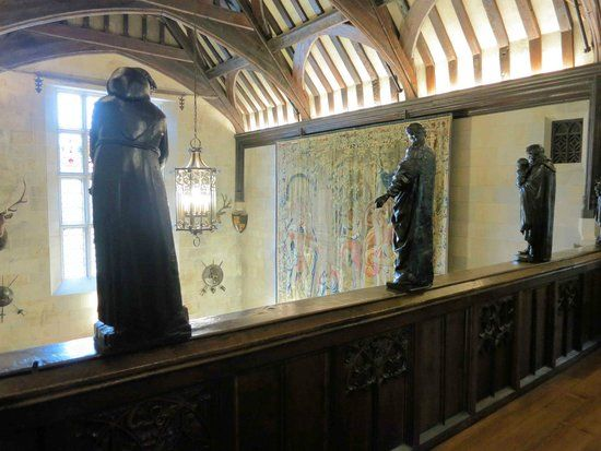 Salisbury House Des Moines Great Room