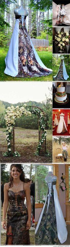 Best 25 Redneck Wedding Dresses Ideas On Pinterest Country Wedding Bridesmaid Dresses Camo