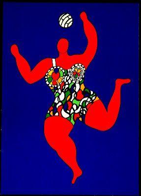 Niki de Saint Phalle la flingueuse de lart contemporain