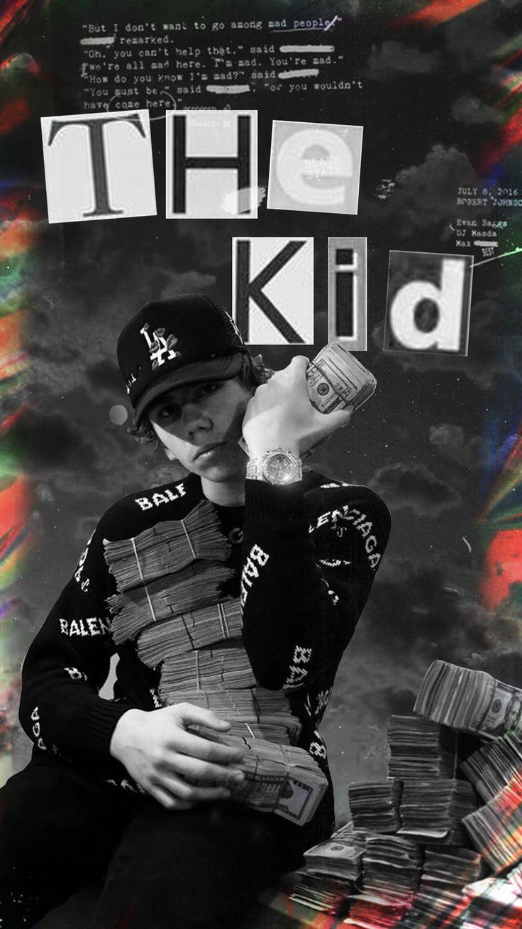 The Kid Laroi aesthetic wallpaper in 2020 Rapper