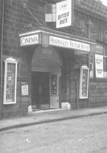 Cottage Road Cinema, Headingly