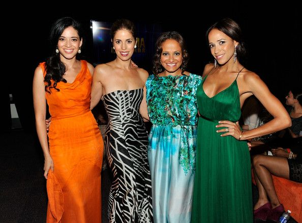 Judy Reyes and Edy Ganem Photos - 2012 NCLR ALMA Awards ...