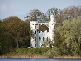 Schloss Pfaueninsel - Berlin-Wannsee