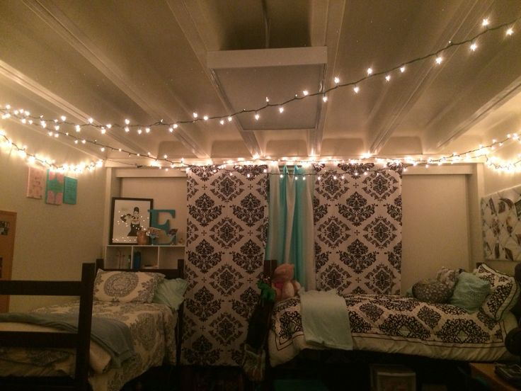 College Christmas Lights