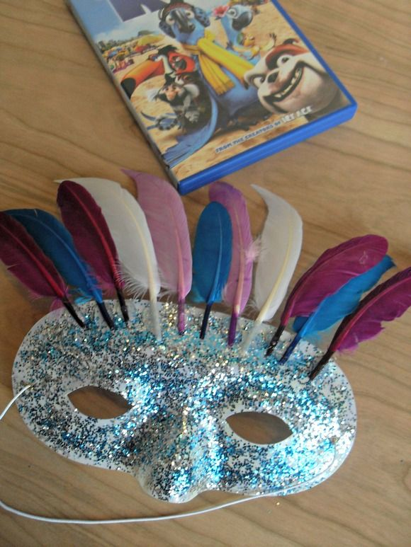 Rio 2 Movie Party: Activities & Crafts to Celebrate the Fun of Rio 2!