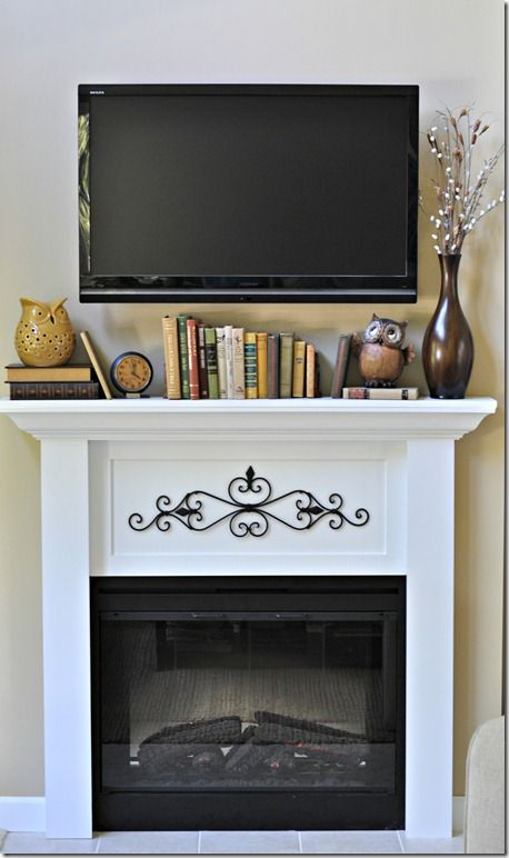 Mantle Decor Awesome Best 25 Mantel Decor Everyday Ideas On Pinterest  Fireplace Decorating Design