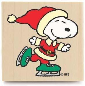 Santa Claus Snoopy