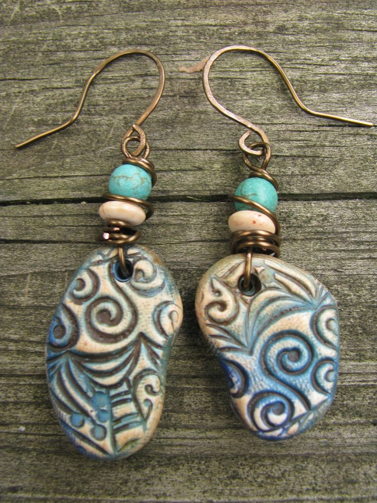 142 best Polymer Clay Jewelry