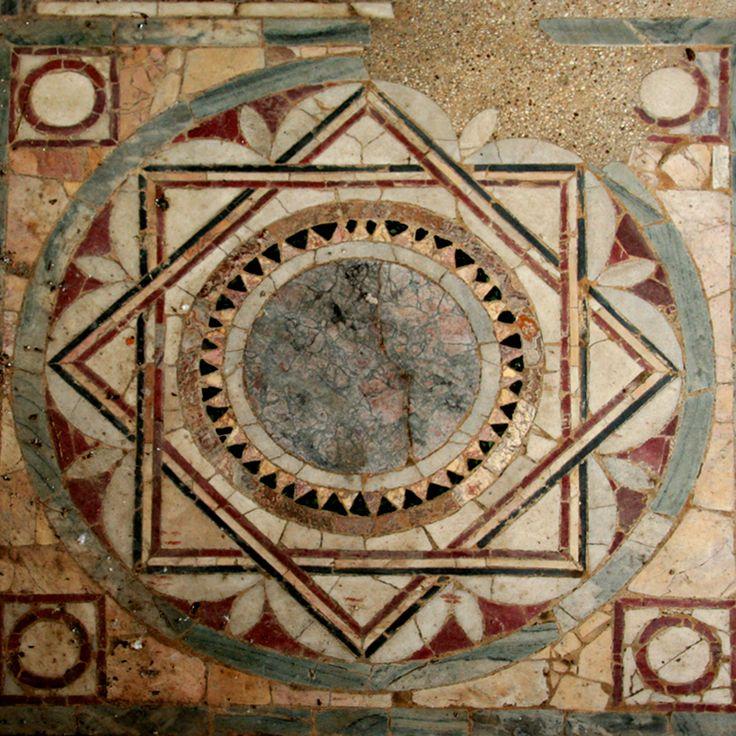 Roman Villa Opus Sectile