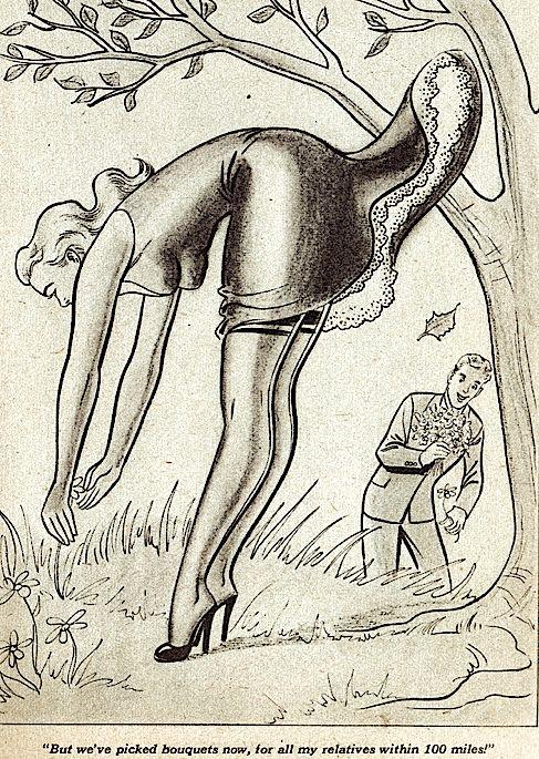 The fetish art of superman, gay men wearing pantyhose and high heels