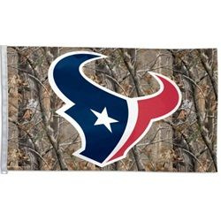 Houston Texans Flag - 3 x 5 Texans House Flag
