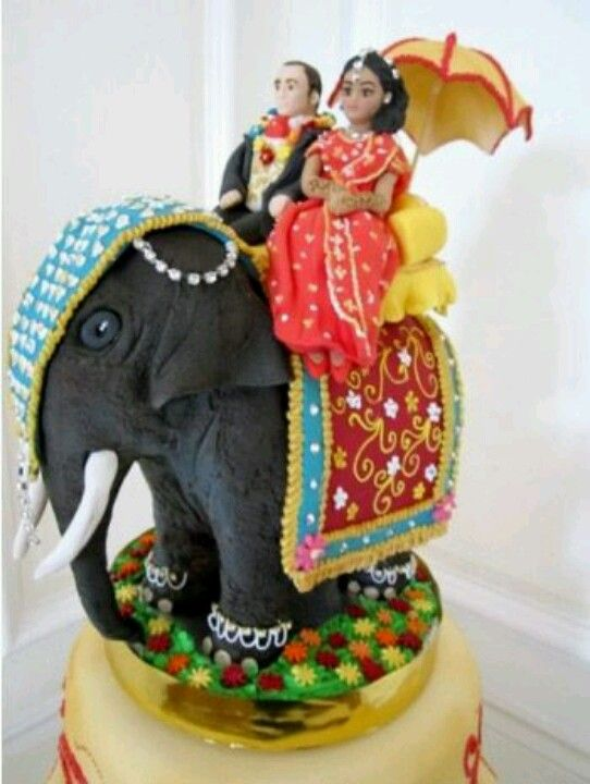 funny indian wedding cake toppers uk asian indian elephant wedding cake asian indian cakes 14554
