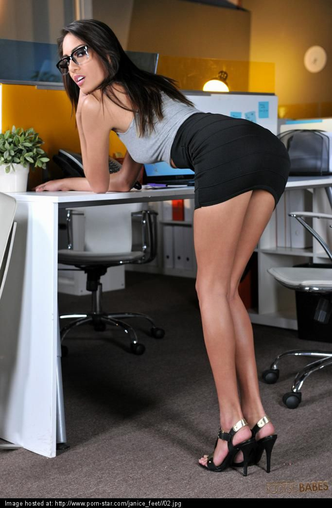 Janice griffith goes black