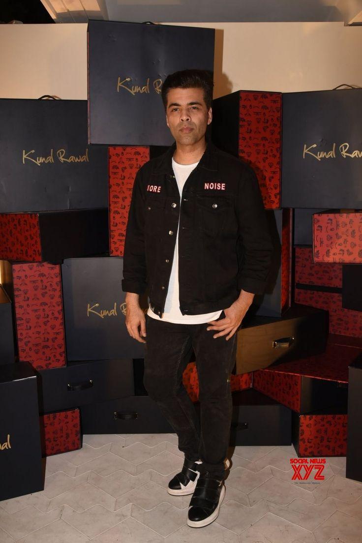 Mumbai: Karan Johar at a store launch - Social News XYZ