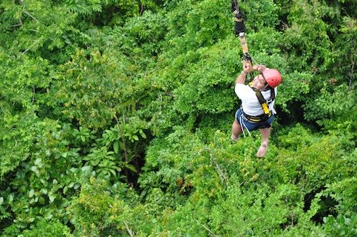 Face your Fear at Danao Adventure Park in Bohol  - http://outoftownblog.com/adventure-at-danao-adventure-park-in-bohol/