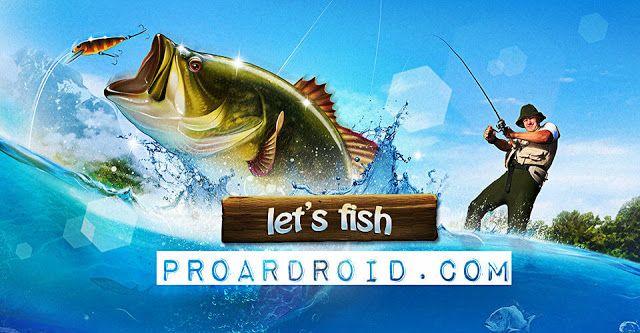 تحميل لعبة صيد السمك الرائعة Lets Fish Sport Fishing Games النسخة المهكرة للاندرويد باخر تحديث استمتع بلعبة صيد الس Sport Fishing Fishing Game Android Apps