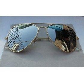 Free shipping 10pcs Men's Avlator sunglasses sunglass glasses with box and cloth