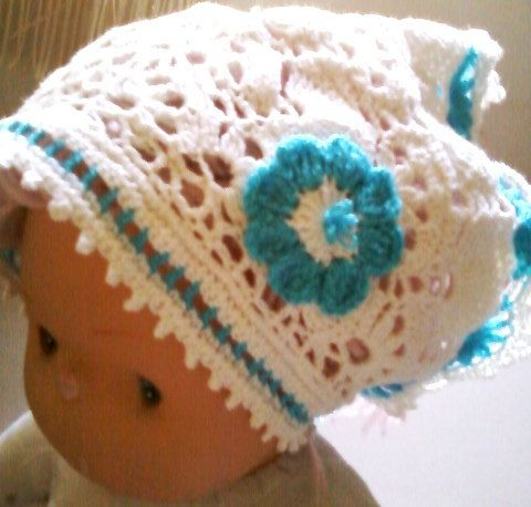 knitted  kerchief  for summer     вязаная от BaByPrOdUcTsByGaLiNa