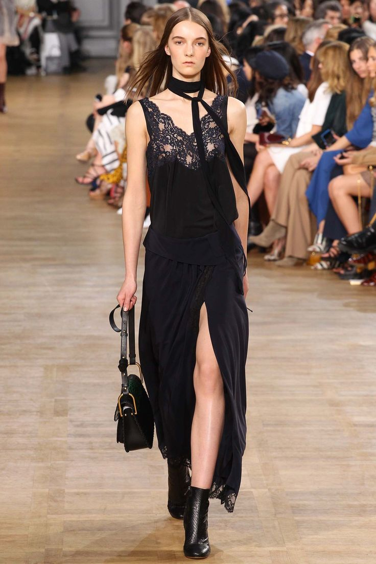 Chloé - Fall 2015 Ready-to-Wear - Look 19 of 45