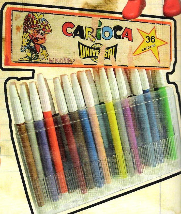 Rotuladores Carioca  Caja de 36