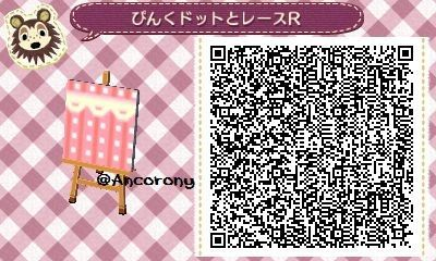 17 best images about acnl qrs on pinterest animal for Floor qr codes new leaf