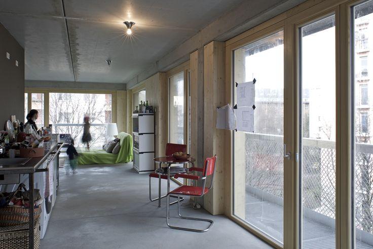 Gallery - R50 – Cohousing / ifau und Jesko Fezer + HEIDE & VON BECKERATH - 13